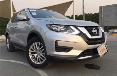 Nissan Xtrail 2017 Silver