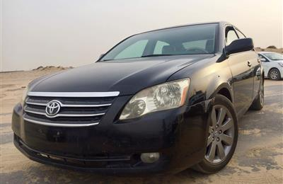 Toyota Avalon 2006 Black