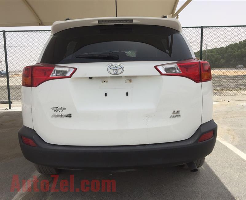 ... Toyota Rav4 LE Full.specs 2014 ...