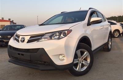 Toyota Rav4 XLE full options Sunroof 2015