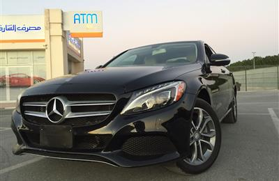 Mercedes C 300 full optioms Panoramic Sunroof 2015