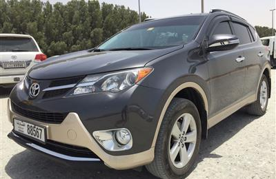 Toyota Rav4 XLE full options Sunroof 2013