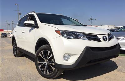 Toyota Rav4 Limited full options sunroof Push starter 2013