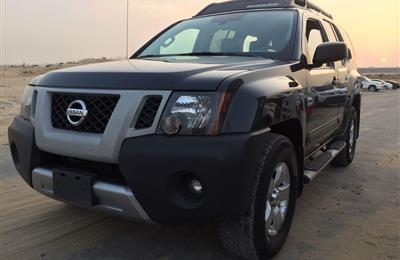 Nissan Xterra full automatic 4x4 model 2013