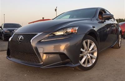 Lexus IS200t full oprions 2.0L engine  2016