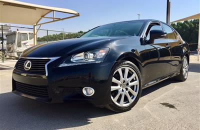 Lexus GS 350 full options 2014