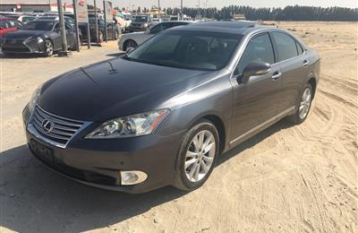 Lexua ES 350 full options.2012