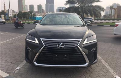 Lexus Rx 350 full options 2016