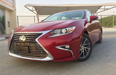 Lexus ES 350 full options 2016