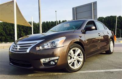 Nissan Altima SL 2.5L full options 2015