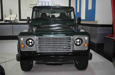 LAND ROVER DEFENDER- 2011- 70 000 KM