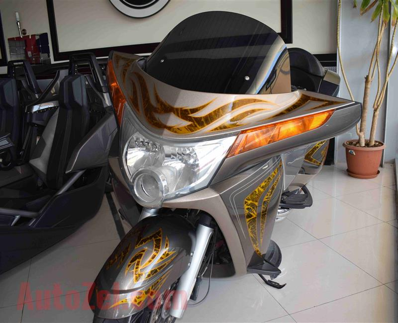 VICTORY POLARIS VIGIN 106- 2012- 20 000 KM
