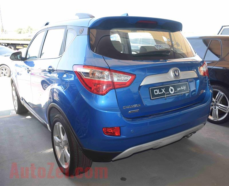 BRAND NEW CHANGAN CS35- 2017