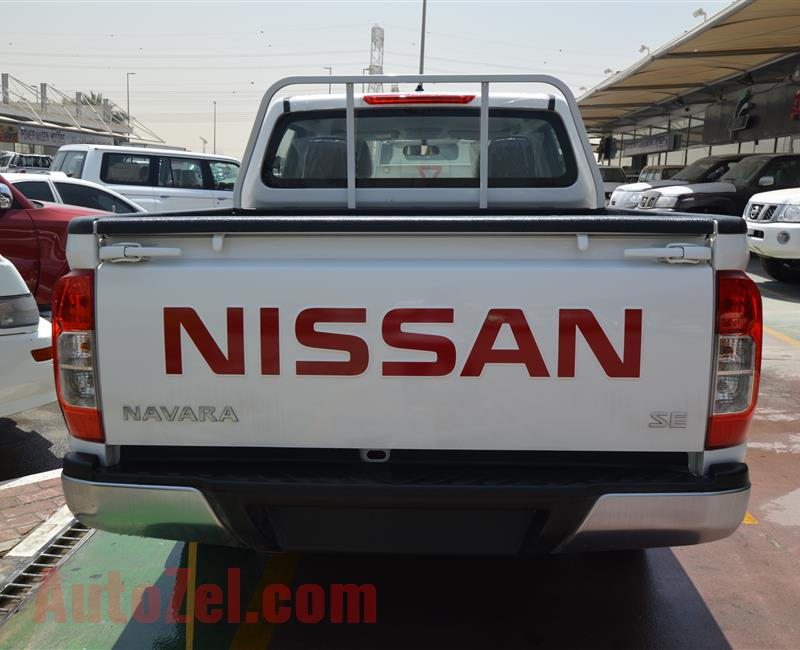 FOR EXPORT SALE BRAND NEW NISSAN NAVARA SE 2.5 6M/T 2WD 2016