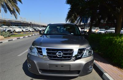 FOR LOCAL SALE NISSAN PATROL LE 5.6 V8 7A/T TITANIUM 2018