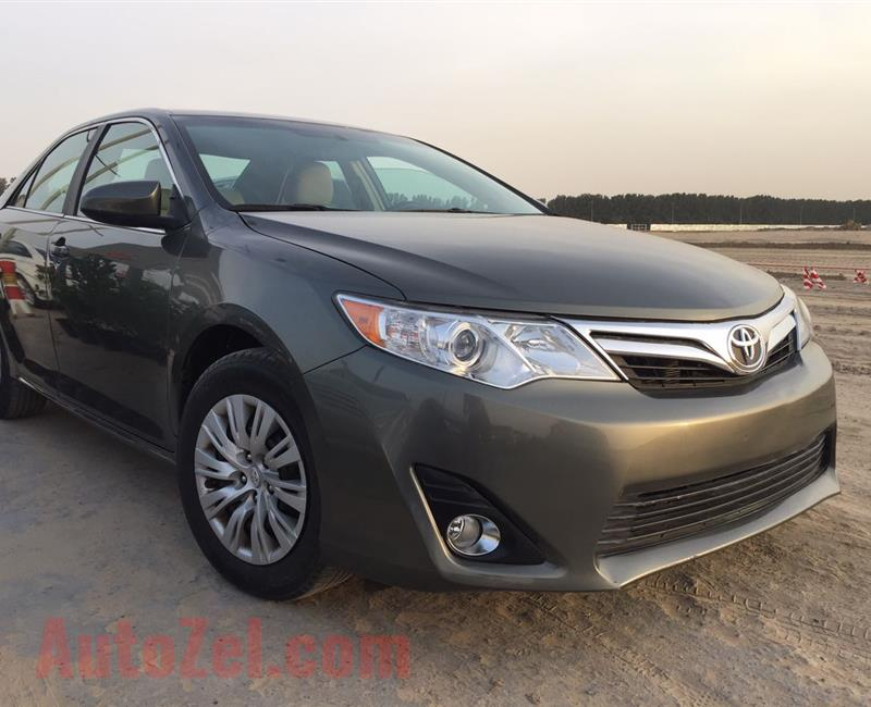 Toyota Camry LE 2012 price is inclusive VAT 5% Bank Finance 100%