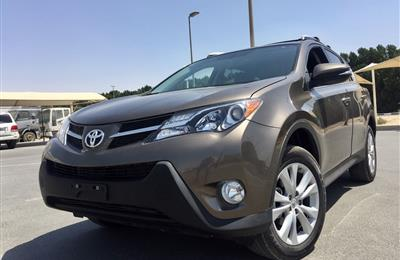 Toyota Rav4 Limited full options sunroof leather seats...