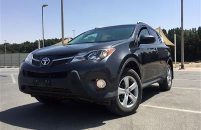 Toyota Rav4 LE full automatic 2013 (No Tax 5% VAT) Bank...
