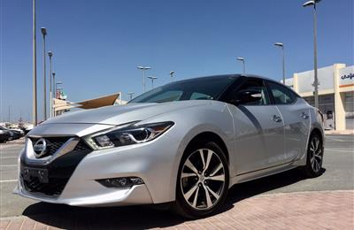 Nissan Maxima SL full options Panoramic 2016 (Not Tax 5%...