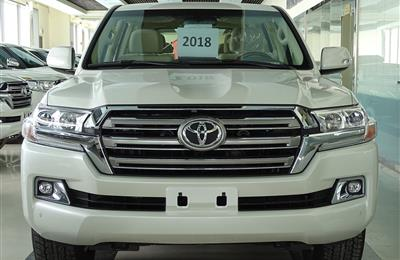TOYOTA LAND CRUISER EXR 5.7