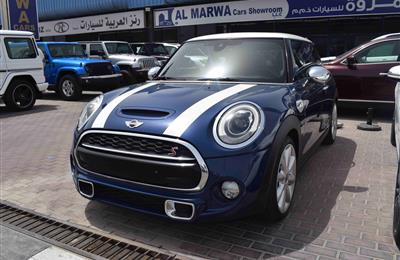 MINI COOPER S- 2014- 75 000 KM- GCC
