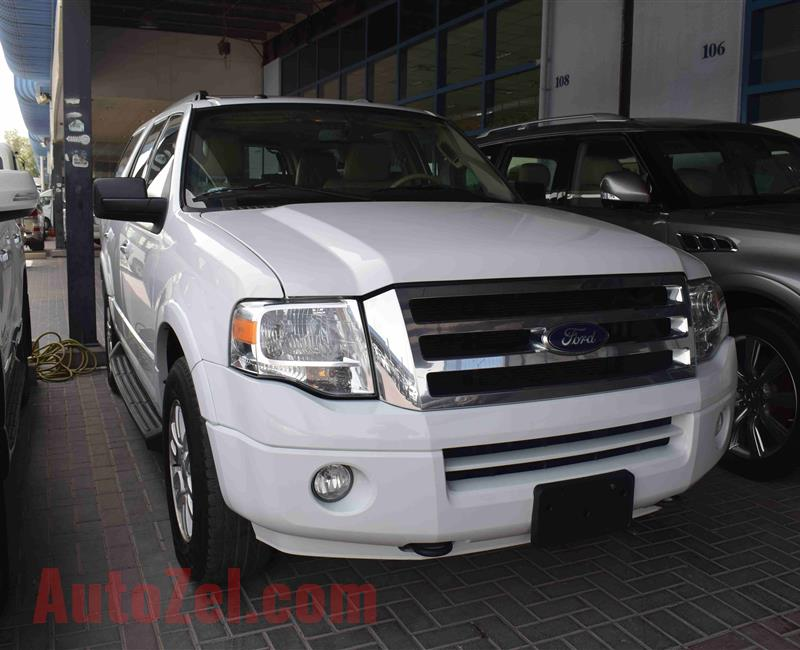 FORD EXPEDITION- 2013- 130 000 KM- GCC