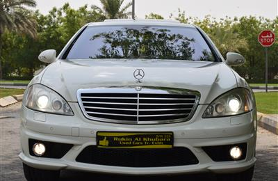 Mercedes Benz S63 EDITION.AMG///under warranty...