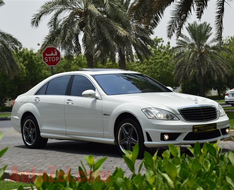Mercedes Benz S63 EDITION.AMG///under warranty till8/2019.ALMOST BRAND NEW CAR