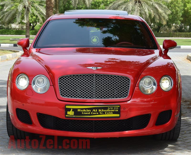 Bentley Continental Flying Spur W12.Full Options.AMAZING CONDITION.The car looks and drives like new