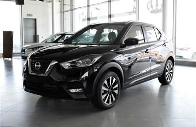NISSAN KICKS (BRAND NEW- TYPE 2 OPTION), V4- 2018- BLACK-...