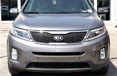 KIA SORENTO model 2014 color brown car specs is american...