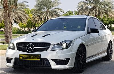 C 63 AMG/// Edition 507.Under Warranty.TOP...