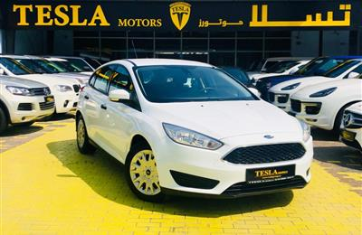 Ford Focus ECO-BOOST 2016, GCC! Dealer Warranty:...