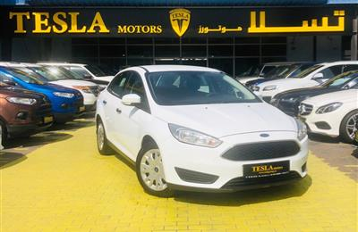 Ford Focus ECO-BOOST 2016, GCC [SEDAN] ! Dealer Warranty:...