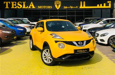 Nissan Juke ///AWR 2016 GCC! DEALER WARRANTY ////FREE...