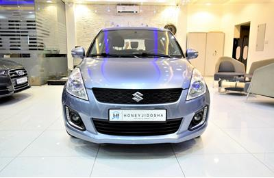 Suzuki Swift 2014 Model GCC Specs