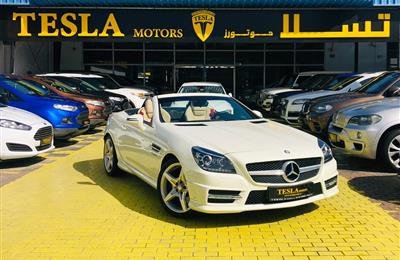 Mercedes-Benz SLK 250 2013 ///AMG GCC! ONE YEAR WARRANTY...