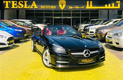 Mercedes-Benz SLK 350 2013 ///AMG V6 GCC! ONE YEAR...