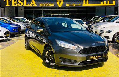 FORD FOCUS///HATCHBACK///GCC///2015///ONE YEAR WARRANTY...