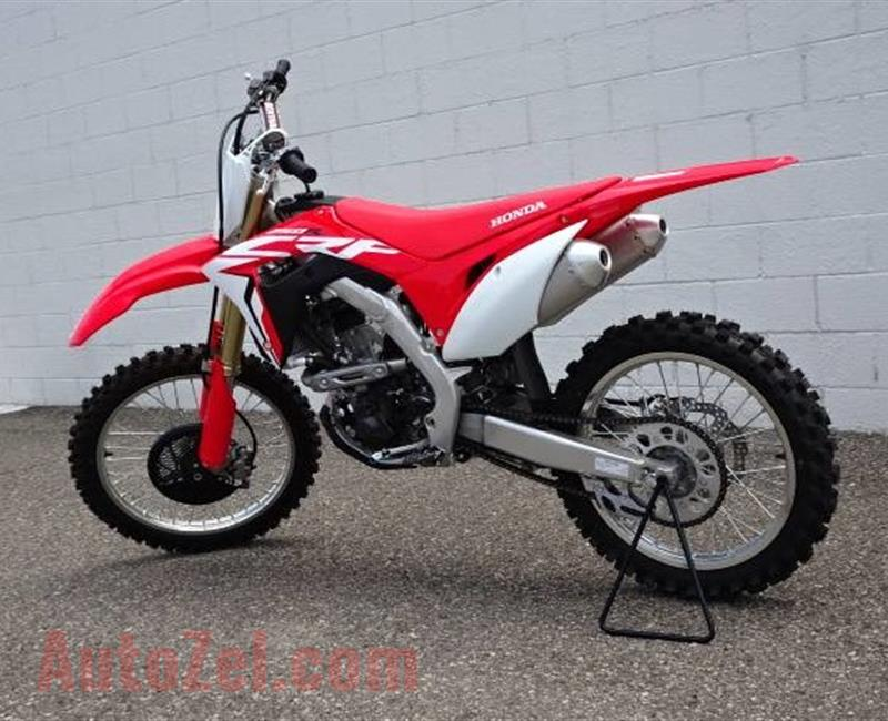 2018 HONDA CRF 250R NEW BIKE
