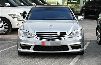 MERCEDES-BENZ S500, BODY KIT S63- 2008- SILVER- 286 000...