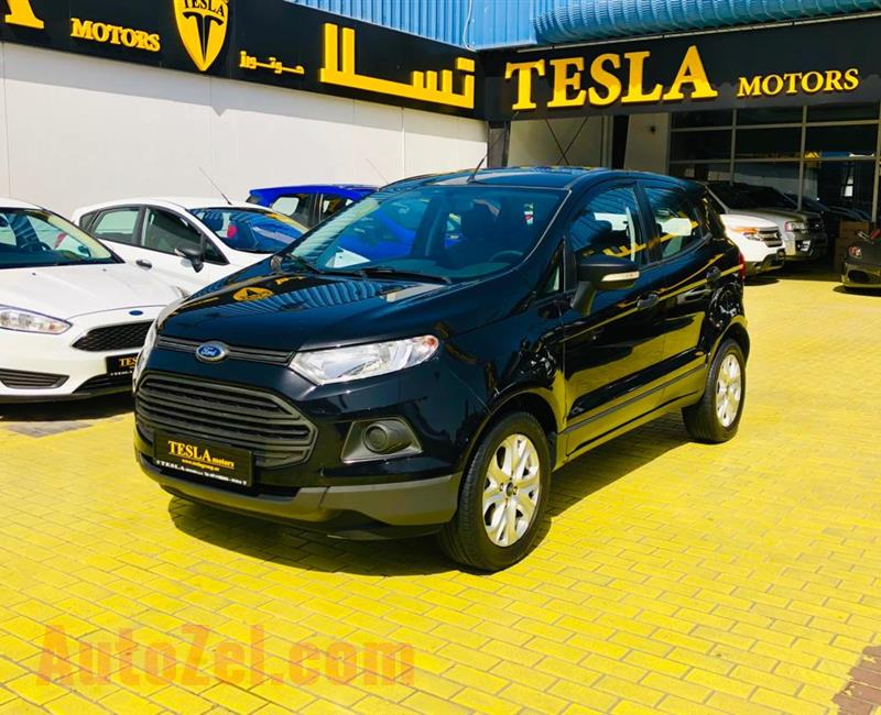ECOSPORT///2016///GCC///DEALER WARRANTY/FREE SERVICE CONTRACT: 08/01/2021///ONLY 523 DHS MONTHLY!///