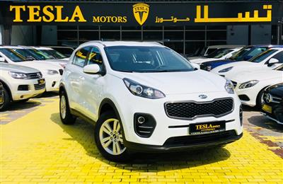 SPORTAGE///2017///GCC///DEALER WARRANTY 26/02/2022 OR...