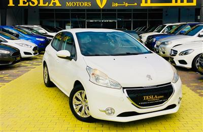 PEUGEOT///208///GCC///2013///SUPER CLEAN///ECONOMIC...