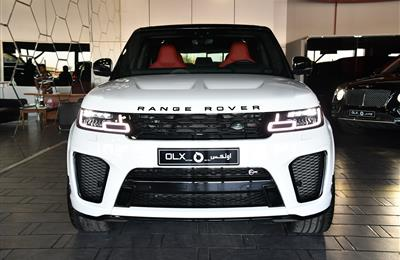BRAND NEW RANGE ROVER SVR- 2019- WHITE- GERMAN SPECS
