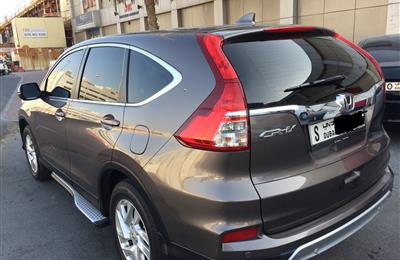 Honda Crv 2016 Model low mileage Neat And Clean Vehicle...