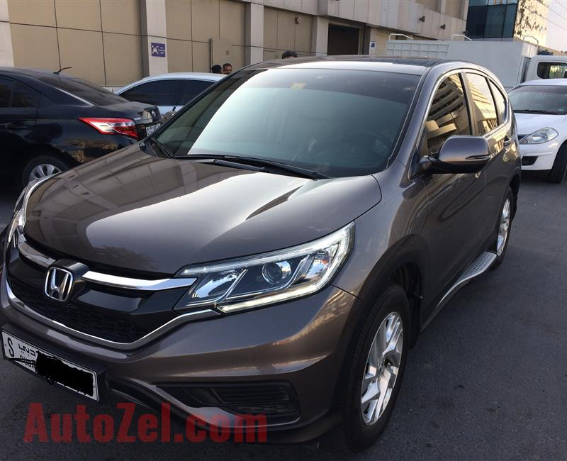 Honda Crv 2016 Model low mileage Neat And Clean Vehicle Urgent Sale