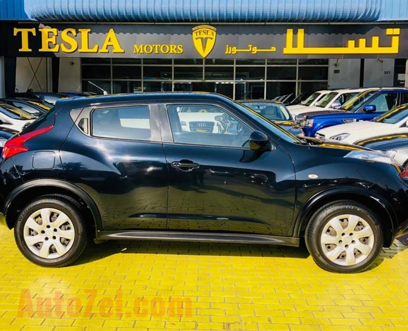 NISSAN JUKE///1.6L V4///GCC///2012///WARRANTY///CREDIT CARD///STOP RENTING///ONLY 436 DHS MONTHLY///
