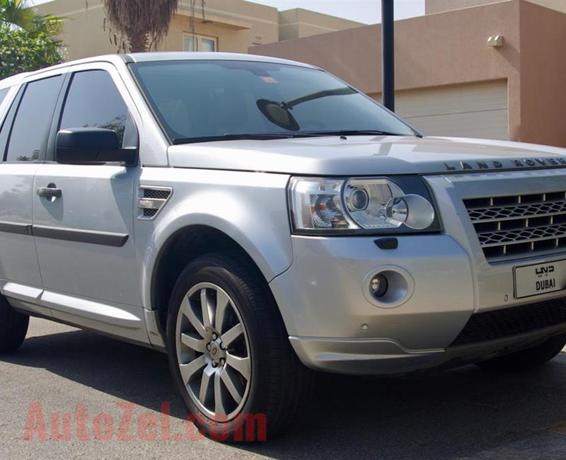 LAND ROVER LR2 HSE 2010 ACCIDENT FREE