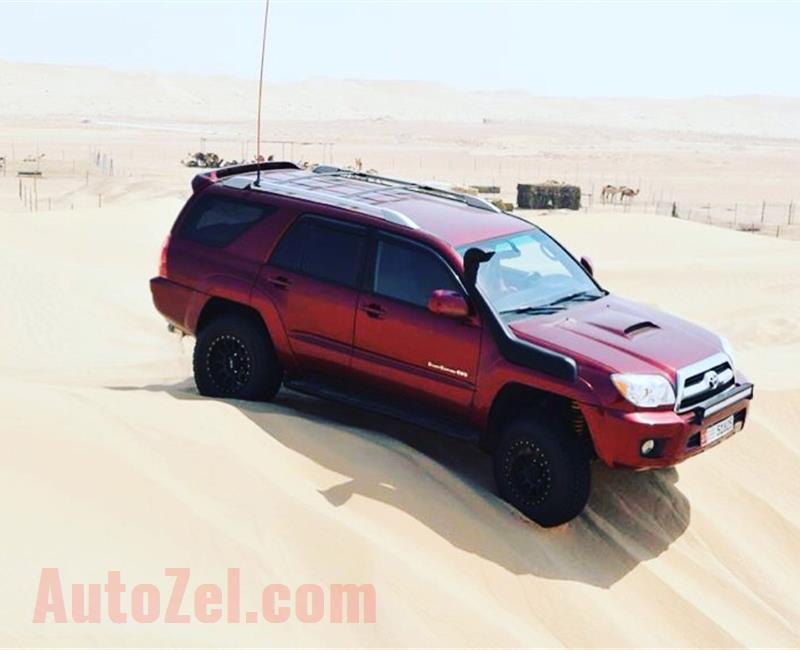 Toyota 4 Runner 2005 Fully Off-road modified